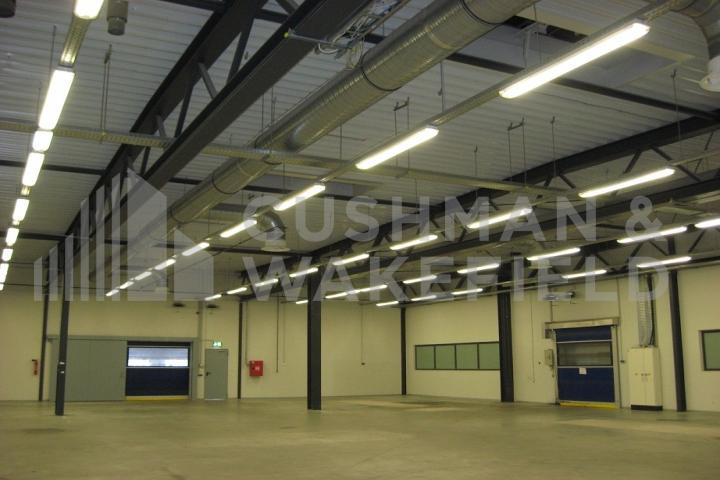 TS Group gyártóépület